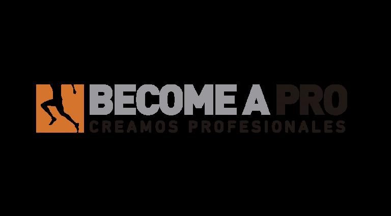 Become a PRO Logo