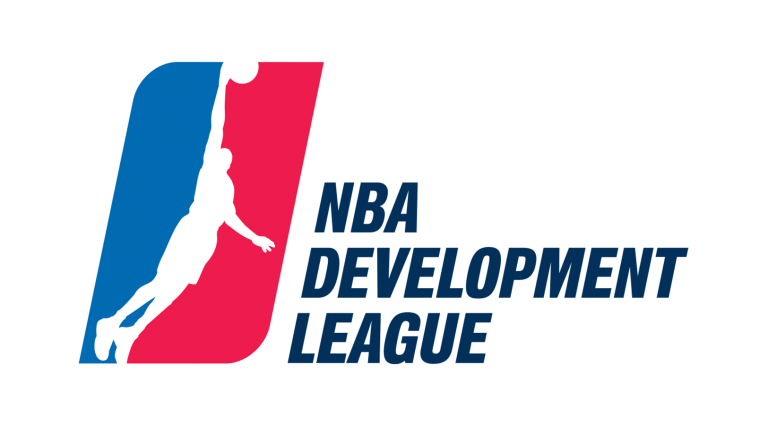 NBA D-League Logo