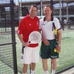 Coach Hugo con Aíto García Reneses