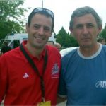 Coach Hugo con Svetislav Pesic