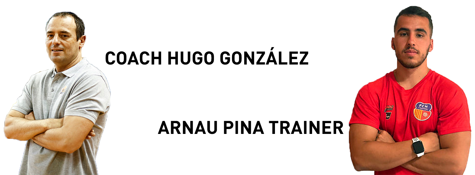 COACH HUGO GONZÁLEZ