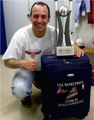 Coach Hugo título